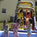 girls-water-slide
